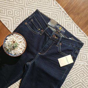 Lucky Brand Brooke Mid Rise Legging Skinny Jean
